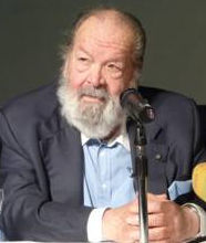 2013 - Bud Spencer signs in Potsdam
