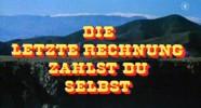 Die Letzte Rechnung Zahlst Du Selbst : die letzte rechnung zahlst du selbst bud spencer terence hill datenbank ~ Themetempest.com Abrechnung