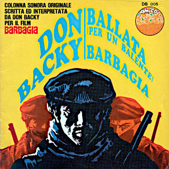 Don Backy - Ballata (per un balente) / Barbagia