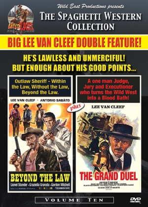 Beyond the Law / The Grand Duel (Spaghetti Western Collection Vol. 10)