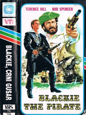 Blackie the Pirate / Blackie, crni gusar
