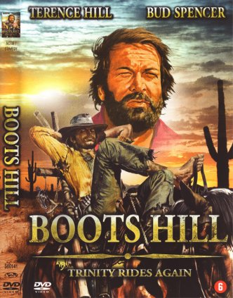 Boots Hill - Trinity rides again