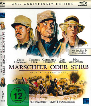 Marschier oder stirb - 40th Anniversary Edition