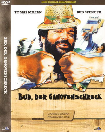 Bud, der Ganovenschreck (New Digital Remastered)