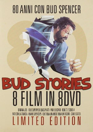 Bud Stories - 80 anni con Bud Spencer (Limited Edition) (8 DVDs)