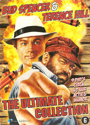 Bud Spencer & Terence Hill - The Ultimate Collection (9 DVDs)