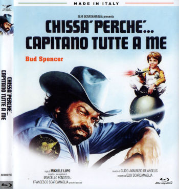 Chissà perché... capitano tutte a me (Made in Italy) (Blu-ray + DVD)