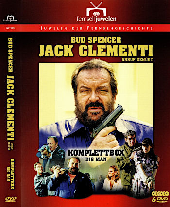 Jack Clementi - Anruf genügt (6 DVDs)