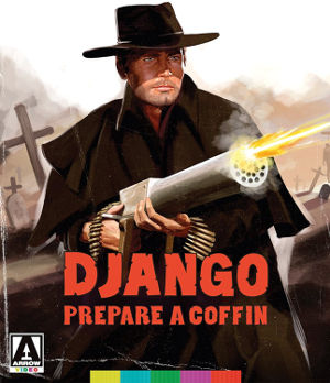 Django - Prepare a coffin (2 Disc Special Edition) (Blu-ray + DVD)