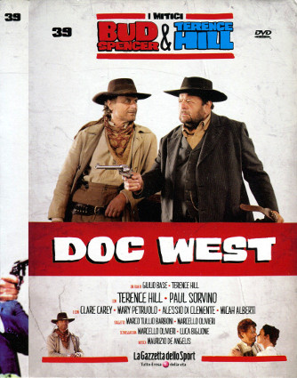I mitici Bud Spencer & Terence Hill - Uscita 39: Doc West