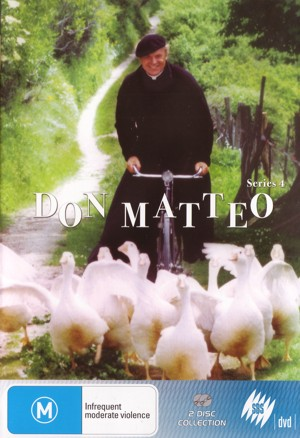 Don Matteo - Series 4 - Disc 1 (2 DVDs)