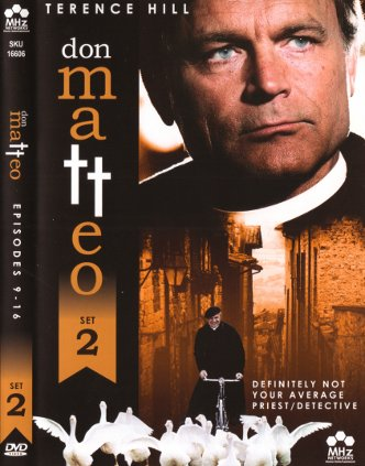Don Matteo - Set 2 (4 DVDs)
