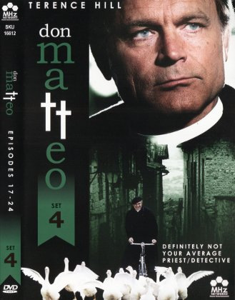 Don Matteo - Set 4 (4 DVDs)