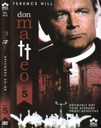 Don Matteo - Set 5 (4 DVDs)