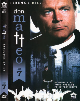 Don Matteo - Set 7 (4 DVDs)