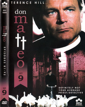 Don Matteo - Set 9 (4 DVDs)