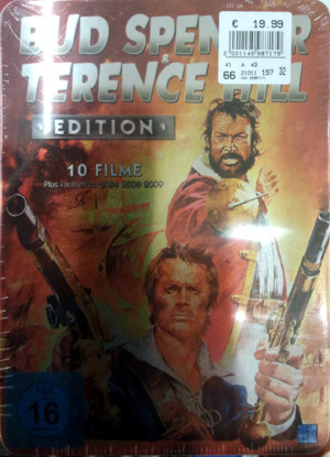 Bud Spencer & Terence Hill Edition - 10 Filme