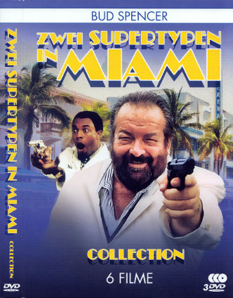 Bud Spencer Collection: Zwei Supertypen in Miami (3 DVDs)