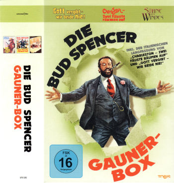 Die Bud Spencer Gauner Box (3 DVDs)