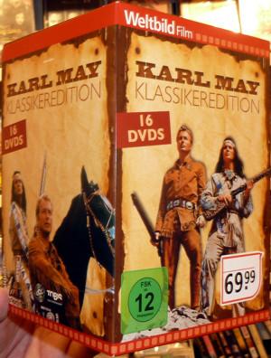 Karl May klassiker edition