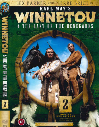 Winnetou 2 - The Last of the Renegades