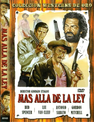 dvd mas alla de la ley bud spencer terence hill datenbank. Black Bedroom Furniture Sets. Home Design Ideas