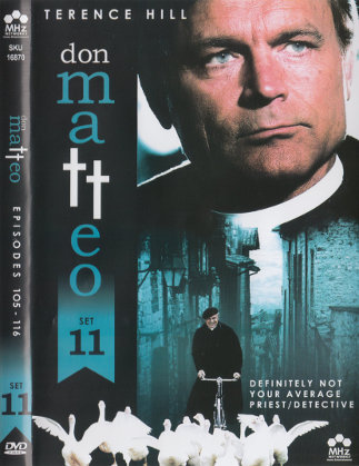 Don Matteo - Set 11 (4 DVDs)