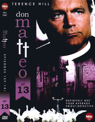 Don Matteo - Set 13 (4 DVDs)