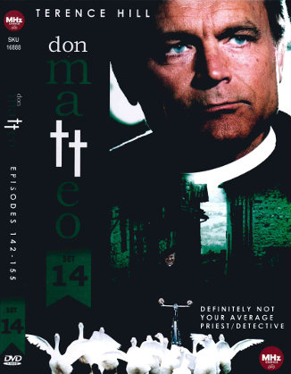 Don Matteo - Set 14 (4 DVDs)