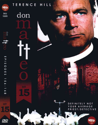 Don Matteo - Set 15 (4 DVDs)