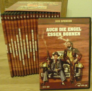 Bud Spencer / Terence Hill Monster Box - Neuauflage (20 DVDs)