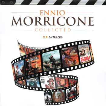 Ennio Morricone Collected - Limited Edition (2 LPs)