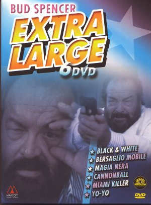 Extralarge - 6 DVD Box Collection