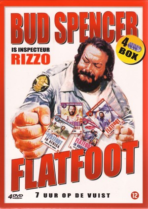 Flatfoot Box (4 DVD)