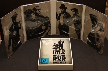 Terence Hill und Bud Spencer Box No. 1