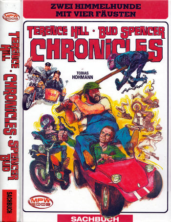 Terence Hill - Bud Spencer Chronicles (Cover B)