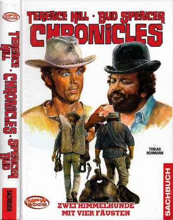 Terence Hill - Bud Spencer Chronicles (Cover A)