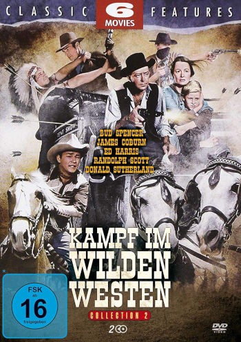 Kampf im Wilden Westen - Collection 2 (2 DVDs)