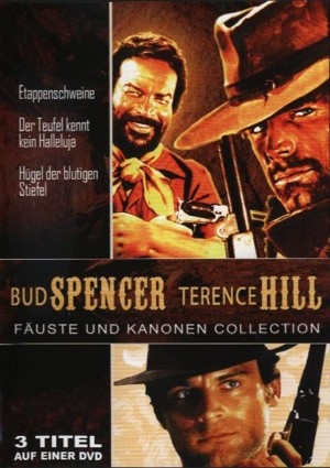 Bud Spencer und Terence Hill - Fäuste und Kanonen Collection