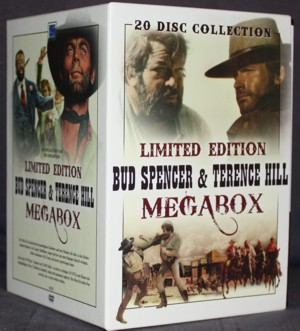 Bud Spencer & Terence Hill Megabox - Limited Edition (20 DVDs)