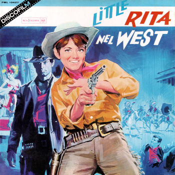 Little Rita nel West