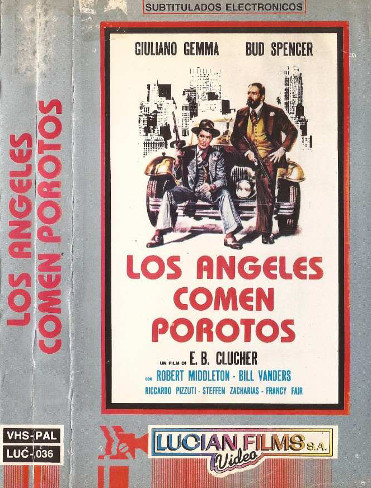 Los angeles comen porotos