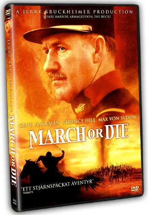 March or die (Marschera eller dö)