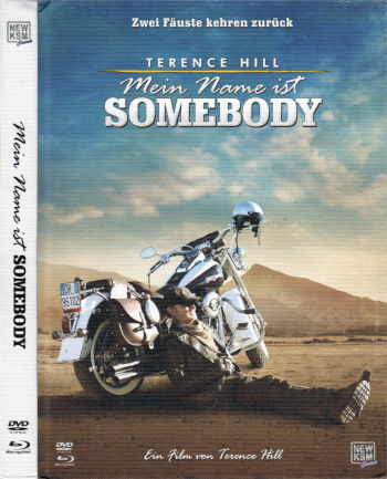 Mein Name ist Somebody (Ultimate 3-Disc Limited Fan Edition)