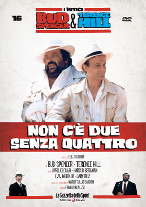 I mitici Bud Spencer & Terence Hill - Uscita 16: Non c