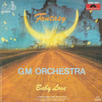 GM Orchestra - Fantasy / Baby Love