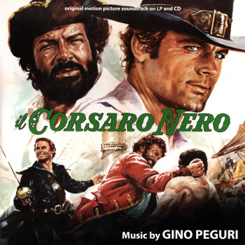 Il corsaro nero (CD + LP)