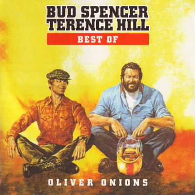 Bud Spencer, Terence Hill: Best of Oliver Onions (2 LPs)