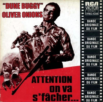 Oliver Onions - Dune Buggy - Attention on va s