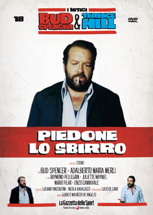 I mitici Bud Spencer & Terence Hill - Uscita 18: Piedone lo sbirro